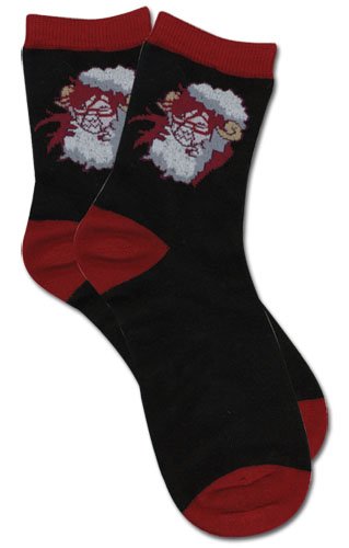 Black Butler Sheep Grell Socks officially licensed Black Butler Costumes & Accessories product at B.A. Toys.
