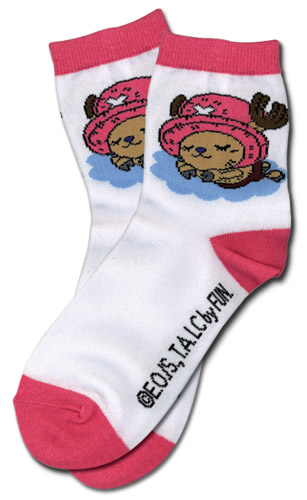One Piece - Chopper Socks officially licensed product at B.A. Toys.
