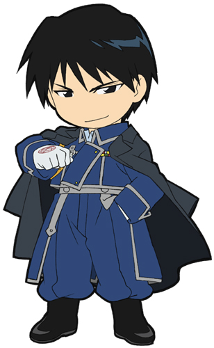 Fullmetal Alchemist Roy Patch, an officially licensed product in our Fullmetal Alchemist Patches department.