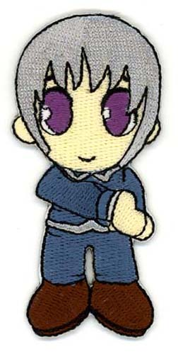 Fruits Basket Yuki Patch, an officially licensed Fruits Basket Patch
