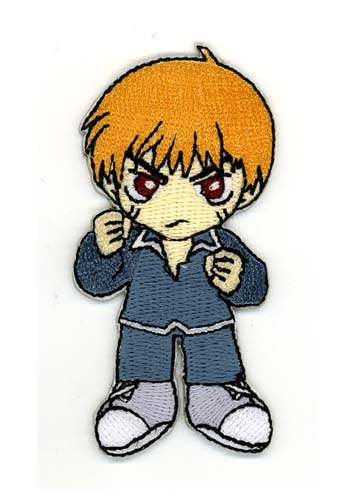 Fruits Basket Kyo Patch, an officially licensed Fruits Basket Patch
