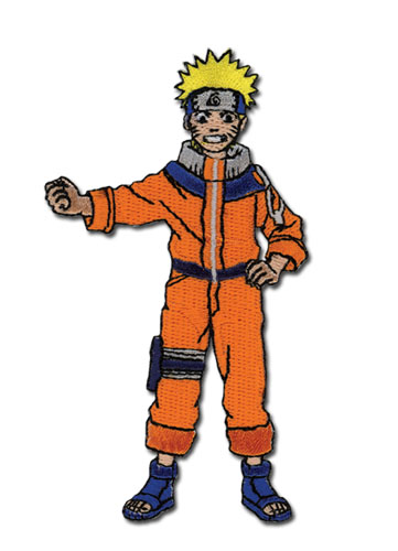 Naruto Human Form Patch, an officially licensed product in our Naruto Patches department.