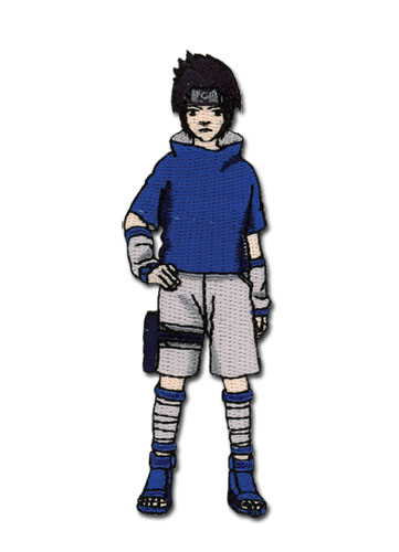 Naruto Sasuke Human Form Patch, an officially licensed product in our Naruto Patches department.