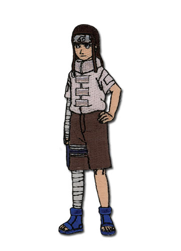 Naruto Neji Human Form Patch, an officially licensed product in our Naruto Patches department.