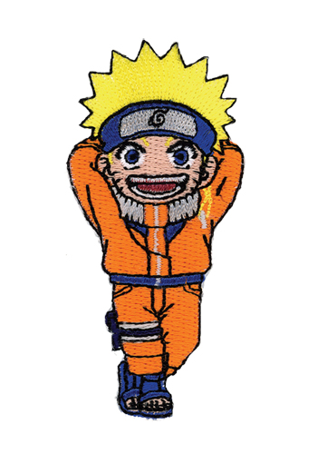 Naruto Patch officially licensed product at B.A. Toys.