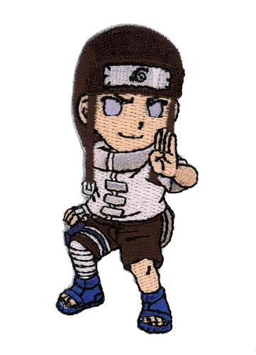 Naruto Neji Patch, an officially licensed product in our Naruto Patches department.