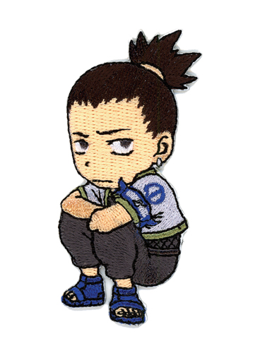 Naruto Shikamaru Patch, an officially licensed product in our Naruto Patches department.