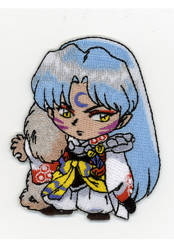 Inuyasha Sesshomoru Patch, an officially licensed product in our Inuyahsa Patches department.