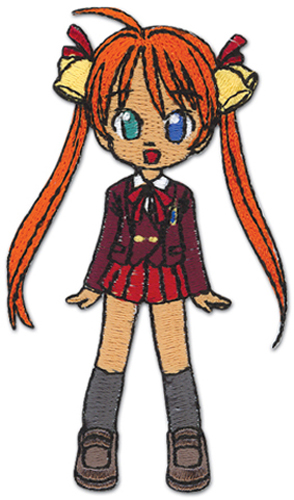 Negima Asuna Patch, an officially licensed product in our Negima Patches department.