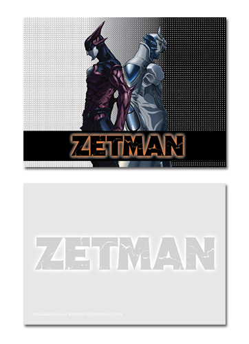 Zetman Memo Pad officially licensed Zetman Stationery product at B.A. Toys.