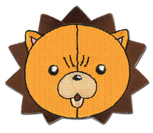 Bleach Kon Head Patch, an officially licensed product in our Bleach Patches department.