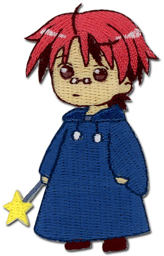 Negima Negi Patch, an officially licensed product in our Negima Patches department.