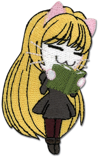 Black Cat Eve Patch, an officially licensed Black Cat Patch