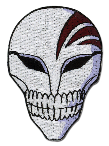 Bleach Ichigo Kamen Patch, an officially licensed Bleach Patch