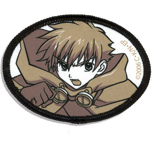Tsubasa Syaoran Tough Patch, an officially licensed product in our Tsubasa Patches department.