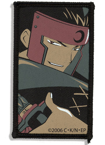 Tsubasa Kurogane Patch, an officially licensed product in our Tsubasa Patches department.