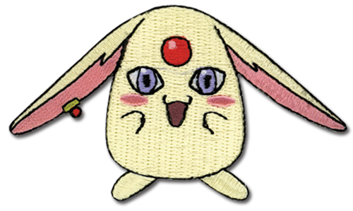 Tsubasa Mokona Patch, an officially licensed product in our Tsubasa Patches department.