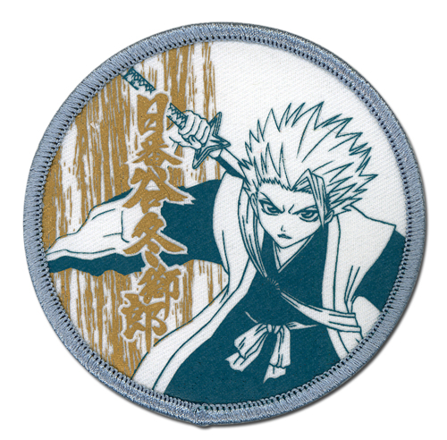 Bleach Hitsugaya Dull Patch, an officially licensed Bleach Patch