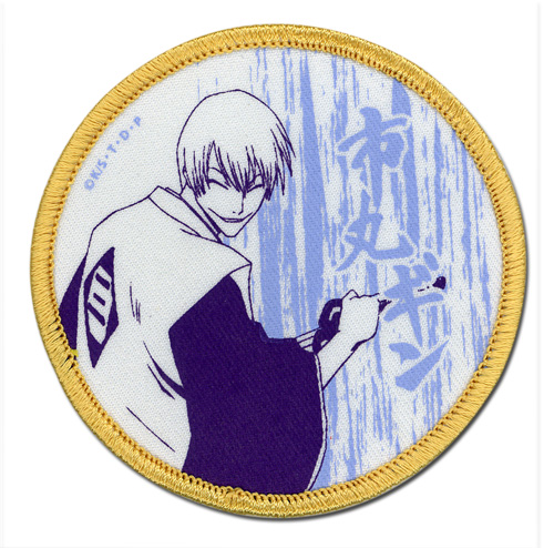 Bleach Gin Dull Patch, an officially licensed product in our Bleach Patches department.
