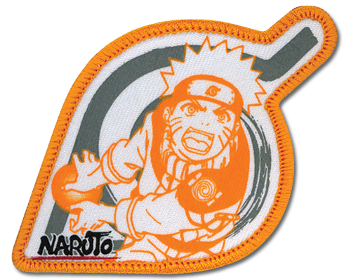 Naruto Leaf Village Patch officially licensed product at B.A. Toys.