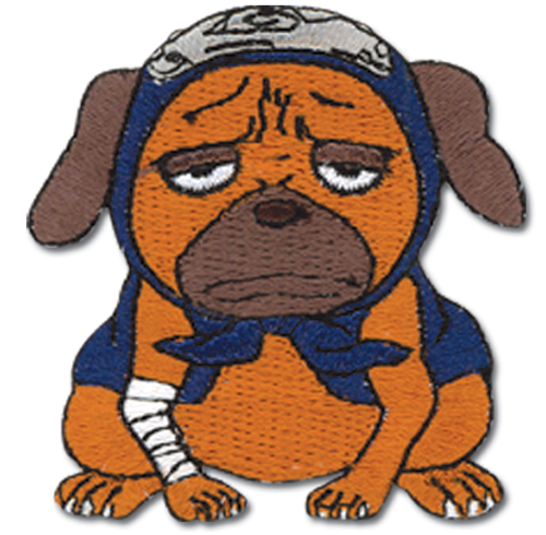 Naruto Pakkun Sd Patch, an officially licensed product in our Naruto Patches department.