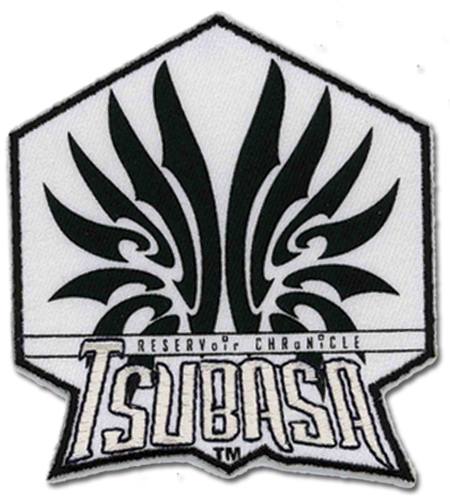 Tsubasa Wing Logo Patch, an officially licensed product in our Tsubasa Patches department.