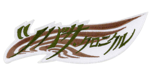 Tsubasa Feather Logo Patch, an officially licensed product in our Tsubasa Patches department.