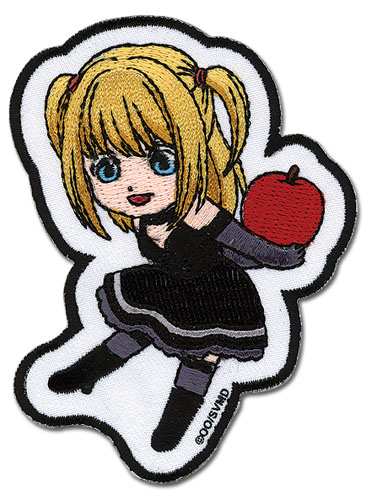 Death Note Misa Sd Patch, an officially licensed product in our Death Note Patches department.