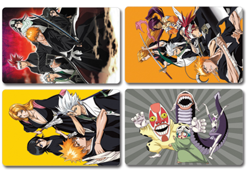 Bleach Postcards, an officially licensed Bleach product at B.A. Toys.