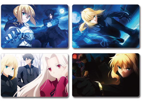 Fate/Zero Postcards officially licensed Fate/Zero Stationery product at B.A. Toys.