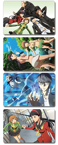 Persona 4 - Postcard, an officially licensed product in our Persona Stationery department.