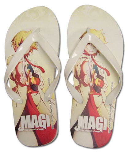 Magi Alibaba Girl's Sandals, an officially licensed product in our Magi Sandals department.