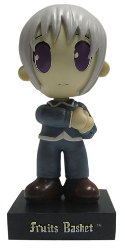 Fruits Basket Yuki Bobble Head, an officially licensed Fruits Basket Bobble Head/ Figure