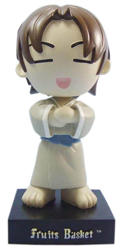 Fruits Basket Shigure Bobble Head officially licensed product at B.A. Toys.