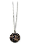 Dragon Ball Z Goku Symbol Necklace, an officially licensed product in our Dragon Ball Z Jewelry department.