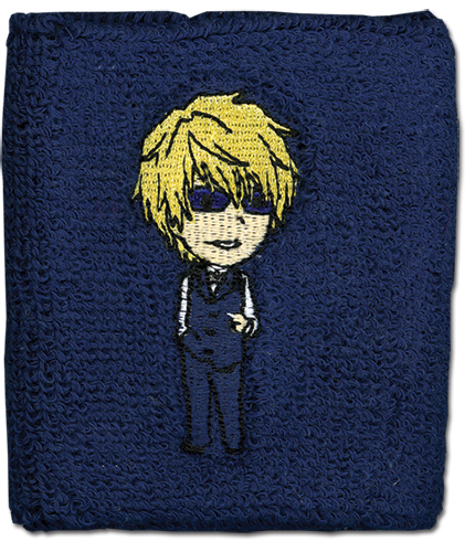 Durarara!! Shizuo Wristband, an officially licensed Durarara Wristband