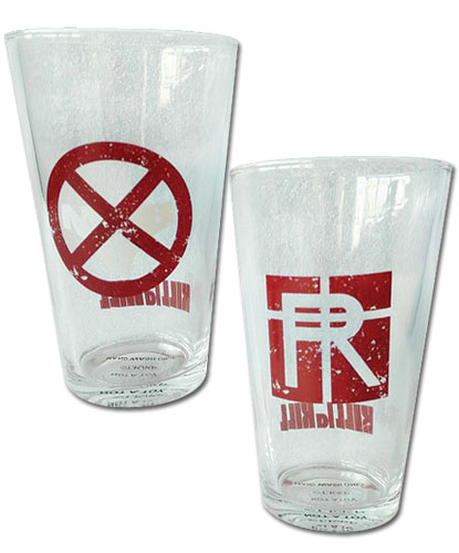 Kill La Kill - Set 3 Waterglass, an officially licensed product in our Kill La Kill Mugs & Tumblers department.