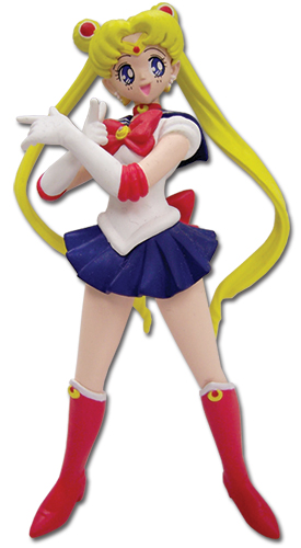 Sailormoon Sailor Moon Figure, an officially licensed product in our Sailor Moon Bobble Heads & Figures department.