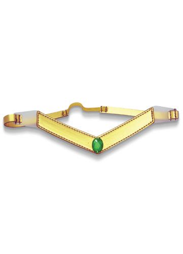 Sailormoon Sailor Jupiter Tiara, an officially licensed product in our Sailor Moon Costumes & Accessories department.