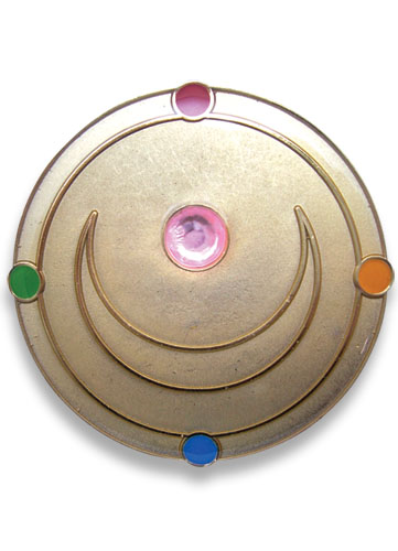 Sailormoon Sailor Moon's Brooch, an officially licensed product in our Sailor Moon Random Anime Items department.
