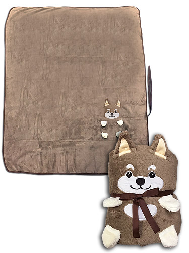 Great Eastern - Shiba Throw Blanket, an officially licensed product in our Great Eastern Blankets & Linen department.