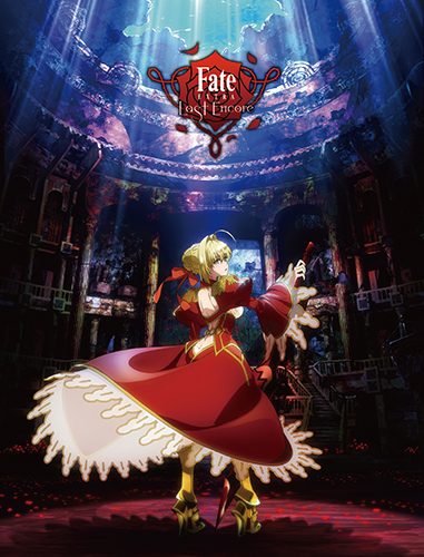 Fate/Extra Last Encore - Key Art 1 Sublimation Throw Blanket, an officially licensed product in our Fate/Zero Blankets & Linen department.