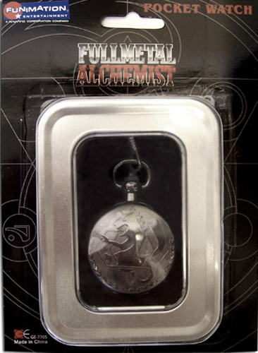 Fullmetal Alchemist Pocket Watch, an officially licensed product in our Fullmetal Alchemist Watches department.