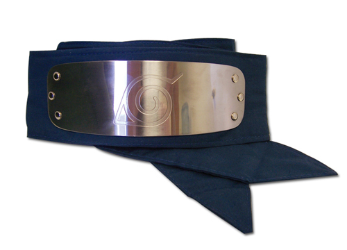 Naruto Leaf Village Logo Headband, an officially licensed product in our Naruto Headband department.