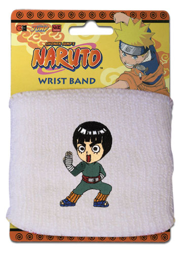 Naruto Lee Wristband, an officially licensed product in our Naruto Wristbands department.