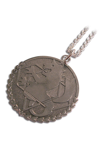 Fullmetal Alchemist Proof Icon Necklace, an officially licensed Full Metal Alchemist Necklace
