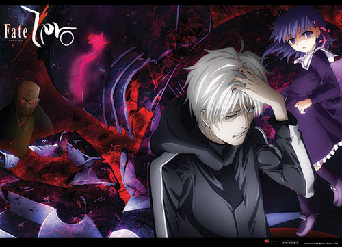 Fate/zero Kariya Fabric Poster, an officially licensed Fate/Zero product at B.A. Toys.