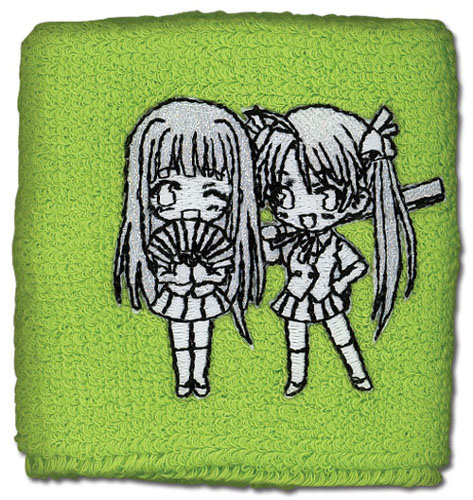 Negima Asuna & Konoka Wristband, an officially licensed product in our Negima Wristbands department.