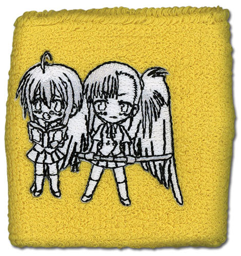 Negima Nodoka & Setsuna Wristband, an officially licensed product in our Negima Wristbands department.