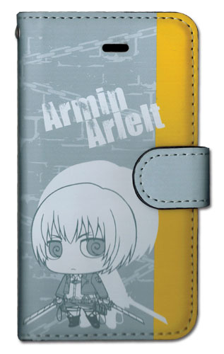 Attack On Titan - Armin Sd Iphone 5 Case, an officially licensed Attack On Titan product at B.A. Toys.